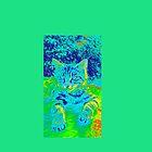 Rainbow Kitty.. by mysticrivers