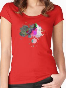Enchantment of the Sun Women's Fitted Scoop T-Shirt