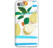 Pears iPhone Case/Skin