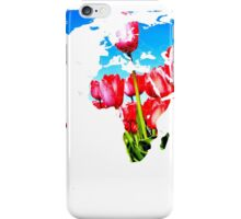World of Tulips iPhone Case/Skin