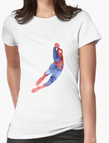 The Amazing Spider-man Womens Fitted T-Shirt
