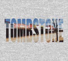Tombstone Arizona. One Piece - Short Sleeve