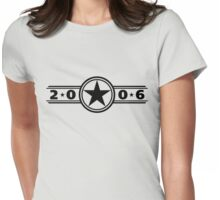 Star Years 2006 Womens Fitted T-Shirt
