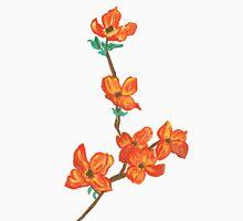 Flower (Cornus Florida Rubra) Unisex T-Shirt