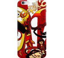 Gorillaz Propaganda iPhone Case/Skin