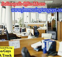 Office Movers in Indianapolis by Joseph Moore