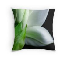 Kept Grounded in Your Tender Green Thumb Throw Pillow
