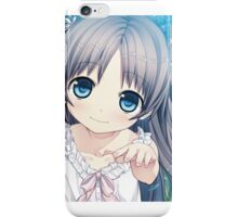 Anime Girl iPhone Case/Skin