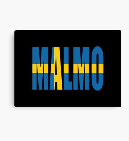 Malmo. Canvas Print