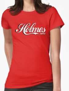 Holmes Womens Fitted T-Shirt