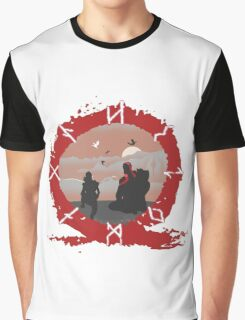 GoW4 Graphic T-Shirt