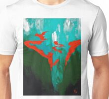 A Touch of Red Unisex T-Shirt