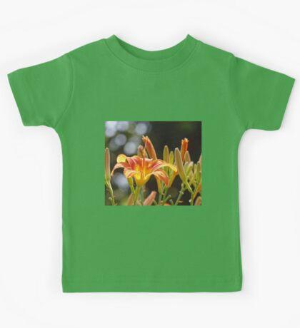 Lilies in the Sunshine Kids Tee