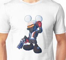 Mouse Soldier Unisex T-Shirt