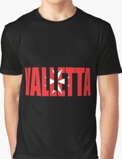 Valletta. Graphic T-Shirt