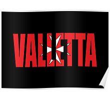 Valletta. Poster