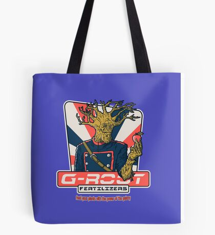 G-Root Fertilizers. Tote Bag