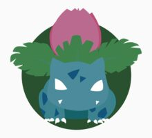 Ivysaur - Basic by Missajrolls