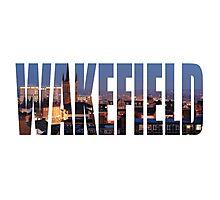 Wakefield Photographic Print