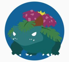 Venusaur - Basic by Missajrolls