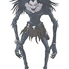 Ryuk - Death Note  by countthewolves