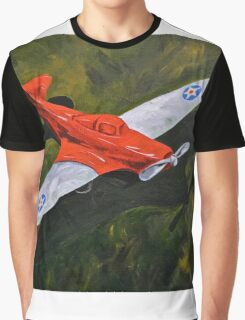 American Flyer Graphic T-Shirt