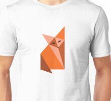 Origami Fox Unisex T-Shirt