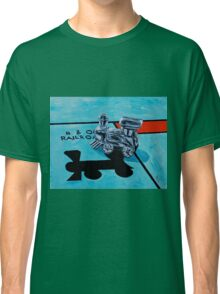 B and O Railroad Classic T-Shirt