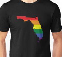 SUPPORT GAY RIGHTS ORLANDO FLORIDA Unisex T-Shirt