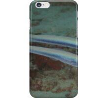Threadfin Dartfishes iPhone Case/Skin