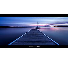 Lake Macquarie - Warners Bay Photographic Print