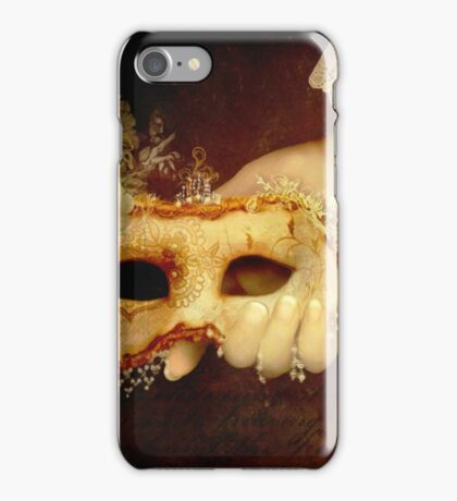 Think Of Me iPhone Case/Skin