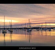 Croudace Bay  by David Lam