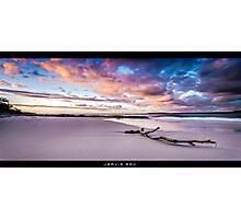 Jervis Bay Sunset Photographic Print