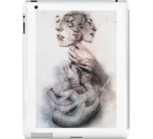Slowly we unfurl iPad Case/Skin