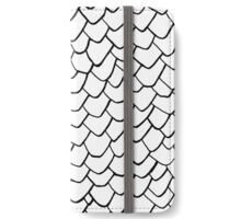 Dragon Scales Clear iPhone Wallet/Case/Skin