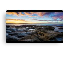 Jervis Bay - Murrays Beach Canvas Print