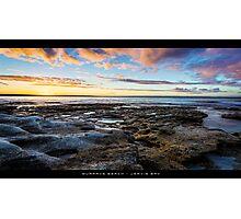 Jervis Bay - Murrays Beach Photographic Print