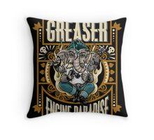 Pillows Engine Paradise Throw Pillow