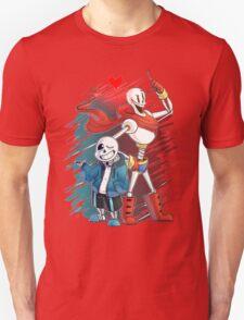 Undertal Skeletons Unisex T-Shirt