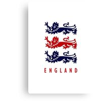 World Cup: England Canvas Print