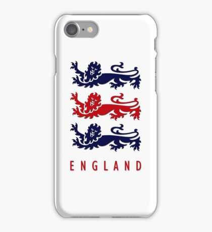 World Cup: England iPhone Case/Skin