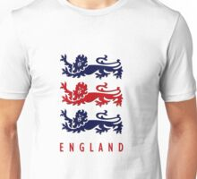 World Cup: England Unisex T-Shirt