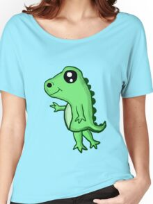 Chibi T-Rex Women's Relaxed Fit T-Shirt