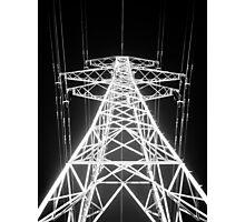 Pylon Photographic Print