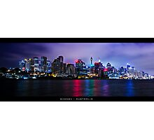 Sydney - Australia  Photographic Print