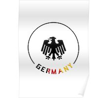 World Cup: Germany Poster