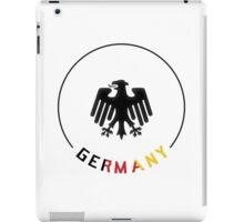 World Cup: Germany iPad Case/Skin