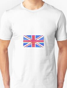 """""""The Union Jack"""" by ELIOT RAFFIT (Stacking Colors) Unisex T-Shirt"""