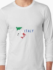World Cup: Italy Long Sleeve T-Shirt